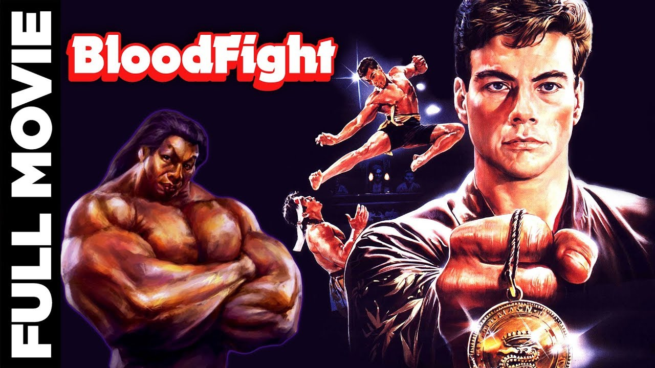 Download Bloodfight (1989) | Hollywood Kung Fu Movie | Yasuaki Kurata, Simon Yam