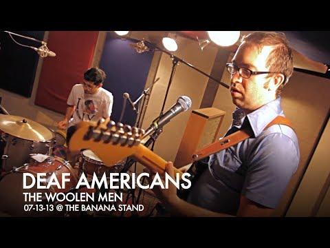 "The Woolen Men - ""Deaf Americans"" Mp3"