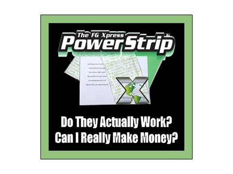 FGX PowerStrips - All Natural Targeted Pain Relief and Financial Freedom with FGX PowerStrips