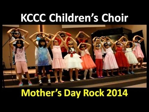 Superstar And The MOM Song (Go Fish Guys) By KCCC Children's Choir