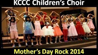 Superstar and the MOM song (Go Fish Guys) by KCCC Children