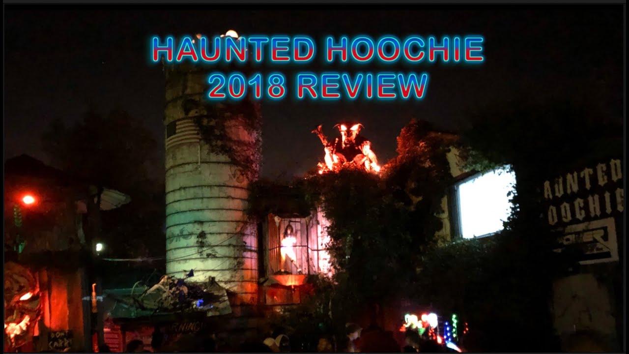 Haunted hoochie walkthrough