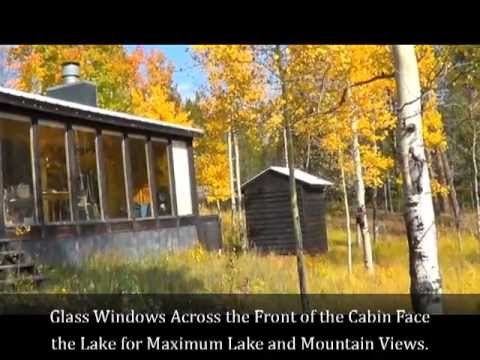Lakefront Property Grand Lake Colorado : 1999 County Road 491 Grand Lake, CO 80447