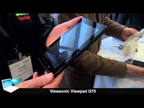Viewsonic ViewPad G70 da 7 pollici con Android 4