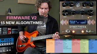 GFI System Synesthesia Pt.2 - 15 New Algorithms
