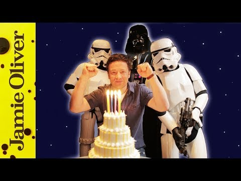 How to Make Jamie Oliver Cry! | Awesome Birthday Surprise
