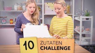 10 Zutaten Challenge: Bratlinge im Glas I Mit Hannah von Klein aber Lecker I  MAGGI Kochstudio