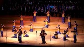 Aceh Tradicional, Rampai Aceh, A.-Seudai, Cordana Youth Choir, Música Sacra en San Juan 2012