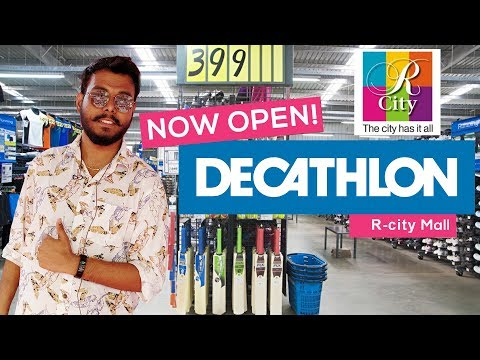 Decathlon The Huge Sports Store | R-City 2018
