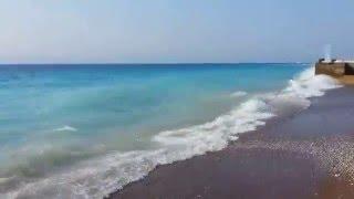 Эгейское море, город Родос, август. Aegean sea, Rhodes town, 2014, august(У нас есть блог, в котором много статей о путешествиях, разных странах и городах, а также, много фотографий..., 2016-04-07T21:31:05.000Z)