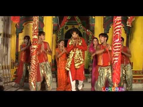 Gunjan Singh - Devi Geet - Doli Me Sherawali Chhali - Bhojpuri Bhakti - Video Jukebox