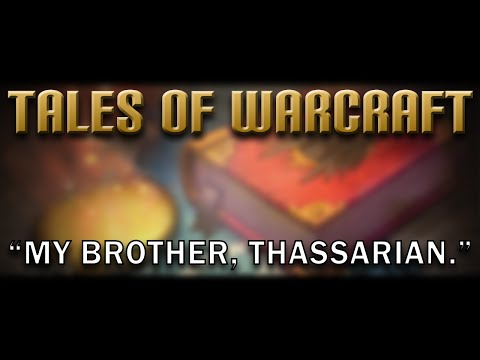 "Tales of Warcraft: ""My Brother, Thassarian"" - (A WoW Machinima by Nixxiom)"