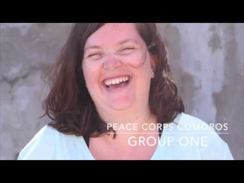 Peace Corps Comoros - Group 1