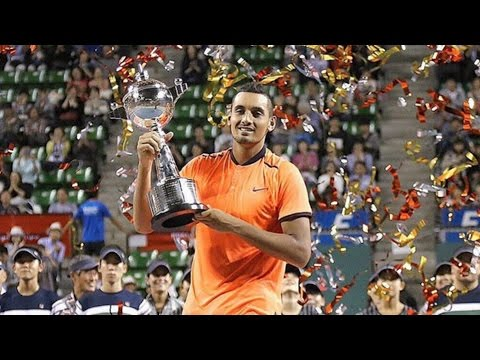 ATP Fines Nick Kyrgios For Tanking in Shanghai Novak Djokovic Reacts