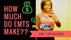 How Much Money Do EMTs' Make?