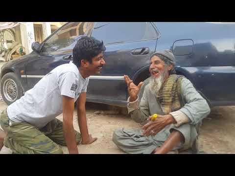NASHE SE BACHO GUTKA PAN SUPARI BIKHAREE K SATH MAZAKRAT| funy | Asghar khoso |