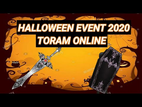 Halloween Stats 2020 All Equipment Stats And Appearance Halloween Event 2020  Toram
