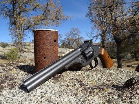(Bear River) Schofield No. 3 Airgun review
