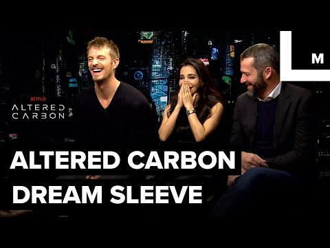 'Altered Carbon' Cast Reveals Their Dream Body Replacement