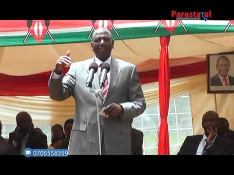 Parastatal TV | Farmers field day at KAGRC II