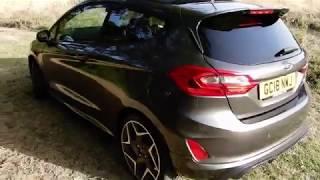 2018 MK8 Fiesta ST First 1000 miles Vlog Part 1