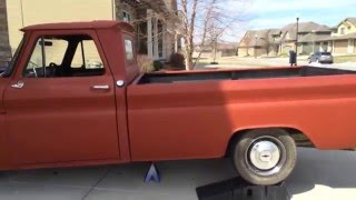 1964 Chevrolet C20 - aka: Project STEEVE