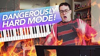 Simply Piano: The Dangerously Hard Mode