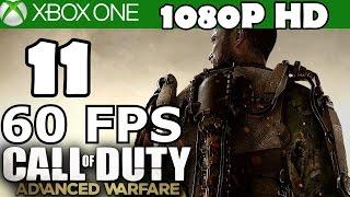 Call of Duty Advanced Warfare Walkthrough Part 11 Gameplay 60 FPS Let