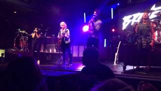"Moriah Peters joined by her husband Joel Smallbone for ""Haven"