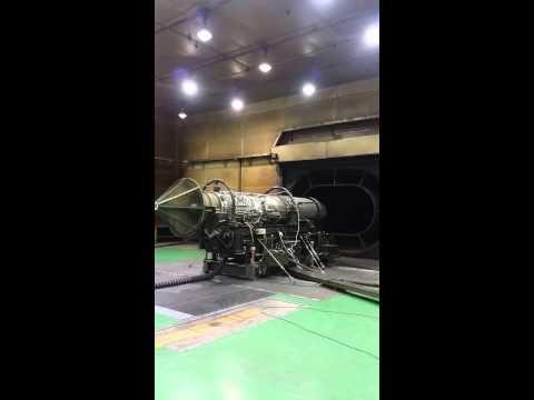 General Electric J-79 Engine Test