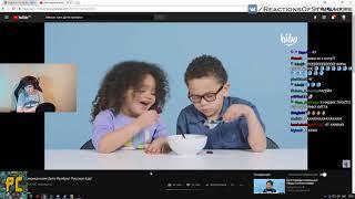 БРАТИШКИН СМОТРИТ: Американские Дети Пробуют Русскую Еду!