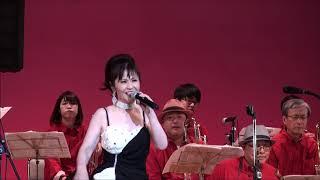 説明兵庫県西宮市のアマチュアビッグバンド、ウエストウインズジャズ オ...