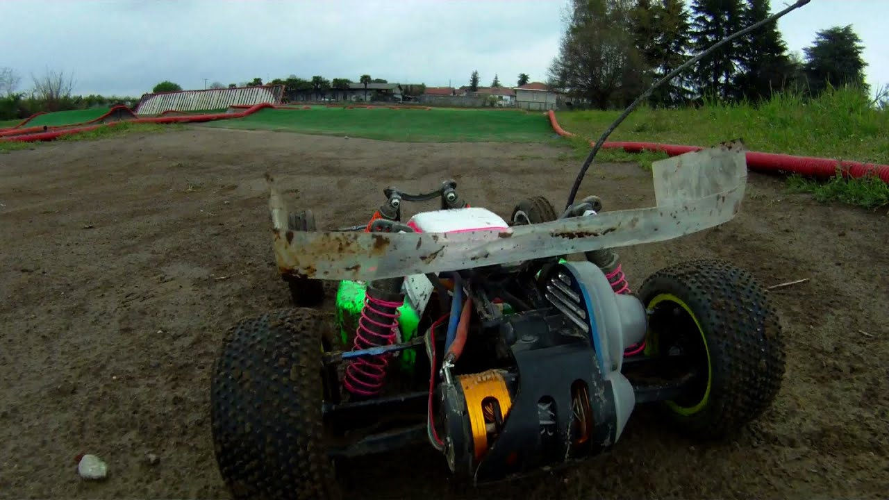 Gopro Hd The Game Rc Car Circuit Of Varallo Pombia Youtube Schematic
