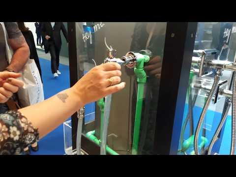 Уникальное быстросъемное соединение для смесителей и шлангов INUNICA от INGENIUS (santehimport.ua)