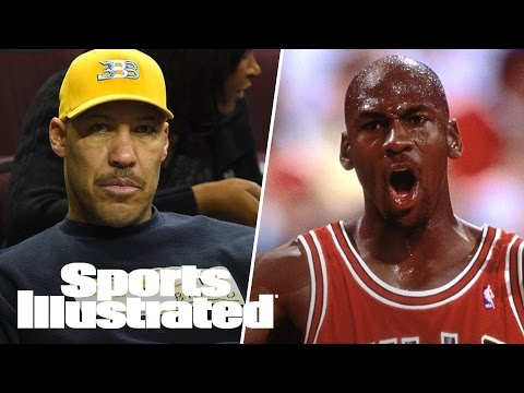 NBA: Michael Jordan vs. LaVar Ball 1-On-1 NBA 2K17 Game Puts Ball To The Test | Sports Illustrated