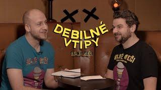 Debilné Vtipy #18 - Matej Makovický vs. Jano Gordulič