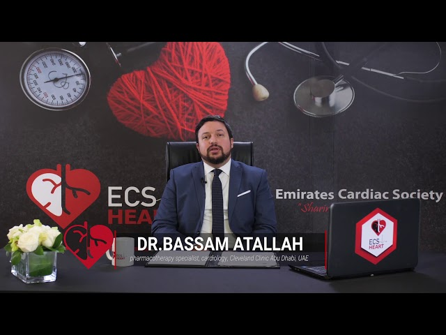 Dr. Bassam Atallah talks about: Evidence based pharmacotherapy for heart failure.