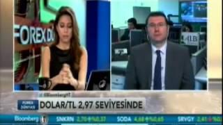 ALB Forex Araştırma Uzmanı Onur Altın Dolar/TL Piyasası - Bloomberg HT