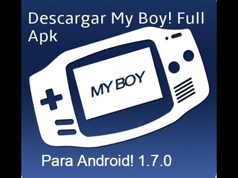 descargar my boy apk