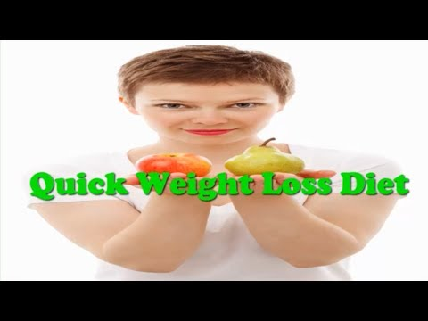 How To Lose Weight Fast In 2 Weeks – how to lose weight in just one week