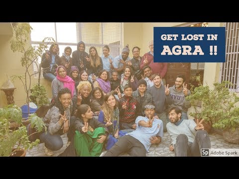 WHAT TO SEE IN AGRA !!