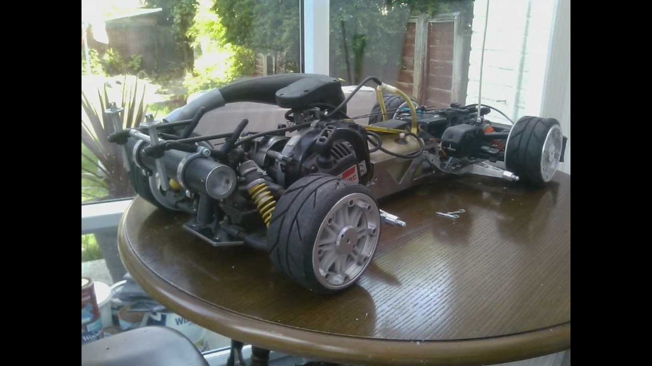 For Sale My 1 5 Scale Customised Fg Sportsline Start