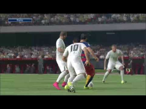Pes 2017 Real MadRid Vs Barcelona  Gameplay Superstar