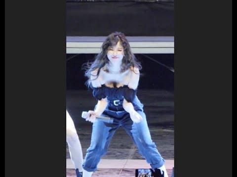 180523 현아 (HYUNA) Change (체인지) 직캠 Fancam (신한대학교축제) by Mera