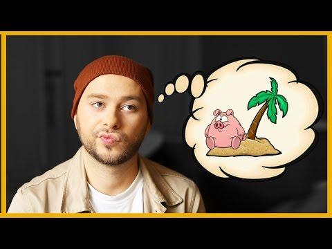 Šta bi vegan radio na pustom ostrvu?  | Nadrndani travojed