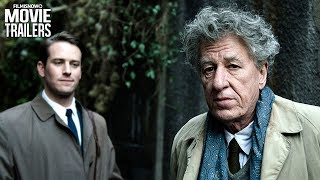 Final Portrait | Official Trailer with Geoffrey Rush and Armie Hammer