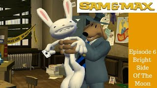 Sam And Max Save The World: Season 1 Episode 6: Bright Side Of The Moon