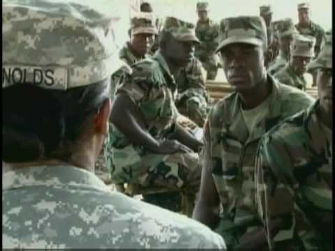 U.S. Army Africa is ready