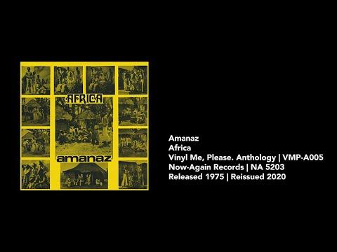 """Amanaz – """"Africa"""" [1975] [Full Album] [Vinyl Rip]"""