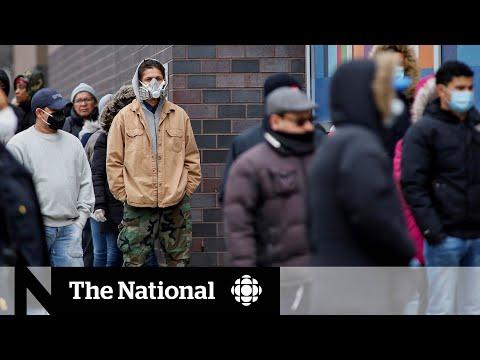 New York Expecting The Worst As Epicentre Of U.S. Coronavirus Outbreak